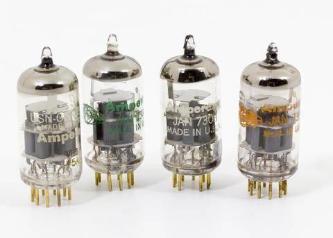 6922/6DJ8 tubes for tube rolling