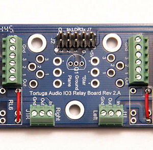 IO3.2 Input Relay Board - Top View