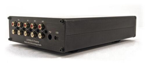 LDR300x.V3 Preamp - rear view 1