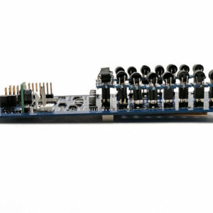 LDRV25 Preamp Controller - Side View