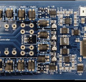 LDR V25 Preamp Controller Board (Rev A)