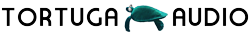 Tortuga Audio logo - horizontal - 250px